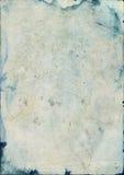 Befleckte alte Aquarellpapierbeschaffenheit Stockfoto