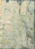 Befleckte alte Aquarellpapierbeschaffenheit Lizenzfreie Stockfotos