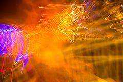 Beflecktes Licht vektor abbildung