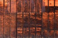 Beflecktes rustikales Sperrholz Stockbild