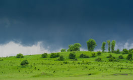 Befor the Rain Stock Photography