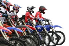 Before Start Of Motorcycle Stock Images