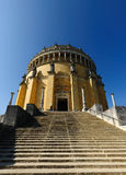 The Befreiungshalle (Hall of Liberation). Is an historical monument upon Mount Michelsberg above the city of Kelheim near Regensburg in Bavaria (Germany Stock Image