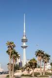 Befrielsetorn i Kuwait City Arkivfoton