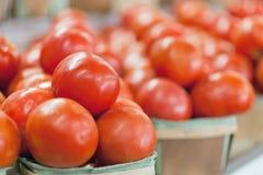 befsztyków pomidory Zdjęcia Royalty Free