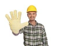 Befugnis der Arbeitskraft Lizenzfreie Stockbilder