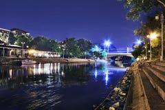 Bega River Royalty Free Stock Images