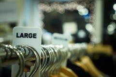 Begagnat shoppa boston Royaltyfri Foto