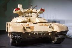 Begeindiger-2 tanksteun het Vechten Voertuig Stock Afbeelding