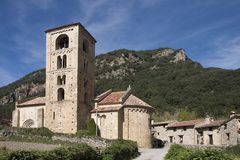 Beget, Catalonia, Spain Stock Photography