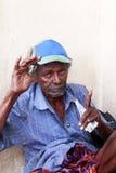 Beggar royalty free stock photography