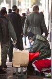 Beggar Royalty Free Stock Photo