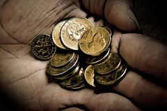 Beggar Stock Photography