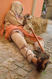 Beggar Royalty Free Stock Photos