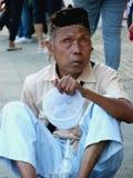 Beggars Royalty Free Stock Photo