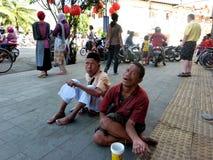 Beggars Stock Photos