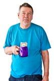 begging distraught man mature money Στοκ φωτογραφίες με δικαίωμα ελεύθερης χρήσης