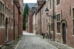 begijnhof Λουβαίν Στοκ εικόνα με δικαίωμα ελεύθερης χρήσης