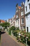 Begijnhof Amsterdam Royalty Free Stock Image