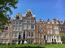 Begijnhof Amsterdam Images stock