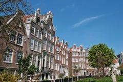 Begijnhof Amsterdam Stock Images