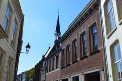 Begijnhof and the Beguines in Breda Royalty Free Stock Photos