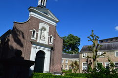 Begijnhof and the Beguines in Breda Royalty Free Stock Photography
