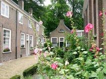 Begijnhof a Breda immagine stock