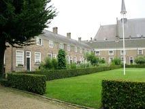 Begijnhof in Breda Royalty Free Stock Image
