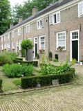 Begijnhof in Breda Stock Images