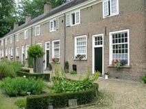 Begijnhof in Breda Stock Image