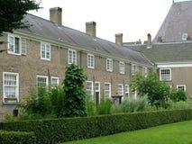 Begijnhof in Breda Stock Photo