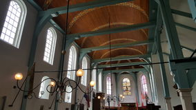 Begijnhof kaplica, Amsterdam, holandie zdjęcia royalty free