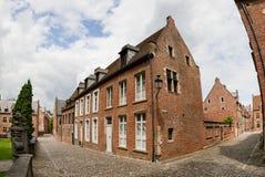 Begijnhof, Louvain Image stock
