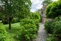 Begijnhof, Lovaina Imagen de archivo libre de regalías