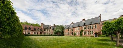 Begijnhof, Lovaina Imagem de Stock