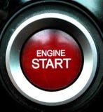 Begin de Motor Royalty-vrije Stock Afbeeldingen
