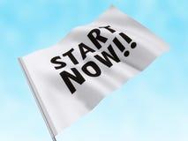 Begin nu Royalty-vrije Stock Foto's