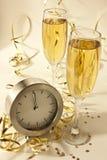 Begin van het nieuwe jaar Stock Foto's