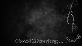 Begin van ochtend Royalty-vrije Stock Afbeeldingen