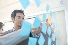 Beginnen Sie oben Unternehmensplanung Lizenzfreie Stockbilder