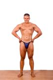 Beginner Bodybuilder Stock Photos
