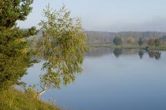 Beginning av hösten Royaltyfria Bilder