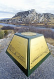 Beginning of Missouri River, Missouri Headwaters State Park,3 Forks,Three Forks, MT Stock Photos