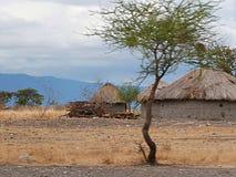 The beginning of the rainy season in Africa. Cloudy sky in Tanzania, Africa, to meet adventures, safaris, Tarangiri, Ngorongoro, the mountains, Africa, Safari in royalty free stock image