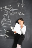 Beginning of school year Royalty Free Stock Images