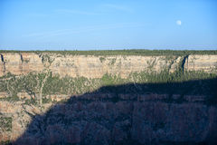Beginning of South Kaibab Trail, Grand Canyon Stock Photo