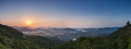 Begonia Bay Sunrise Imagens de Stock