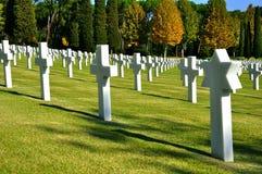 Begraafplaats Royalty-vrije Stock Foto