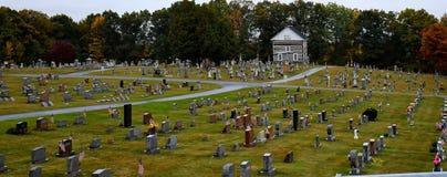 1806 begraafplaats Stock Afbeeldingen